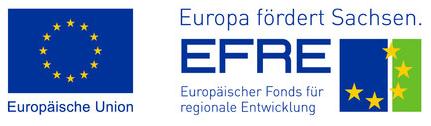 offizielles EFRE Siegel für JobsNavi Förderung