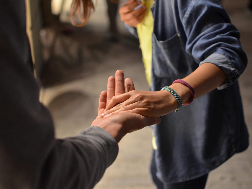 Gegenseitig helfen mit Helfer-JobsNavi